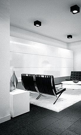 Justyna Balczewska | Apartment in Warsaw (concept)