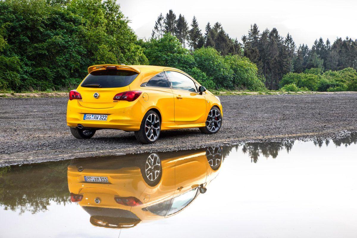 Neuen Opel Corsa Gsi Automotive News Car Vehicles