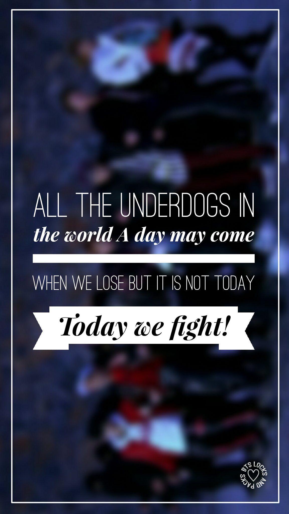 Tumblr iphone wallpaper lyrics - Wallpaper Not Today Bts