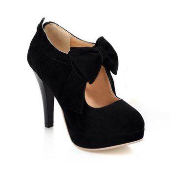 Pumps | Black shoes heels