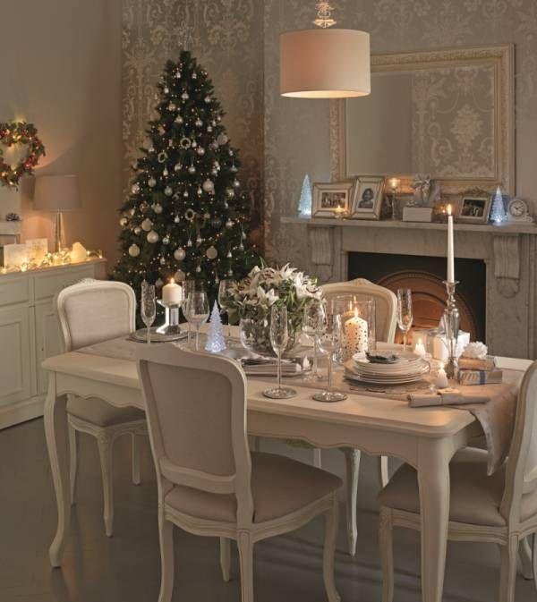 Laura Ashley Christmas Decor With Josette Wallpaper