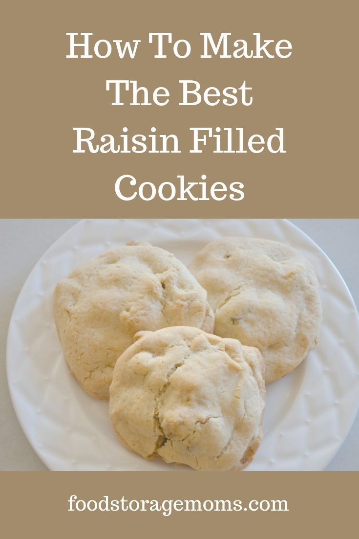 Do You Love Baking In The Kitchen With Family And Friends I Sure Do This Is My Mother S All Time F Raisin Filled Cookies Filled Cookies Raisin Recipes Baking