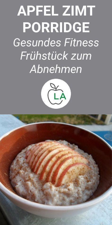 Porridge rapido alla cannella di mele – Ricetta fitness per dimagrire