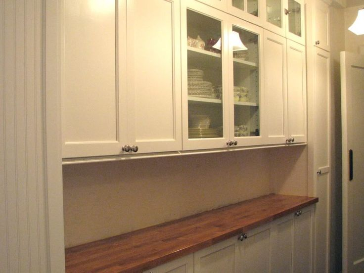 Kitchen Base Cabinets 12 Deep 12 Deep Base Cabinets Can Be The Sol Ikea Butcher Block Countertops Kitchen Cabinet Remodel Butcher Block Countertops Kitchen