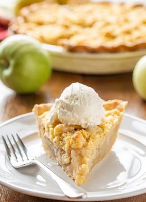 Dutch Apple Pie Resep Masakan Untuk Anak Apple Pie Recipe Easy Desserts Easy Apple Pie