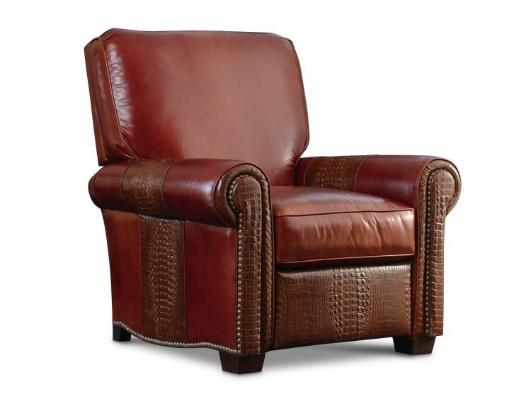 Merveilleux 2677H High Back Recliner : Leathercraft Furniture