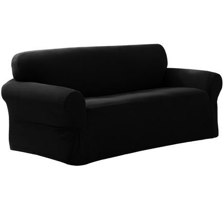Pixel Slipcover Loveseat available from Walmart Canada Shop and