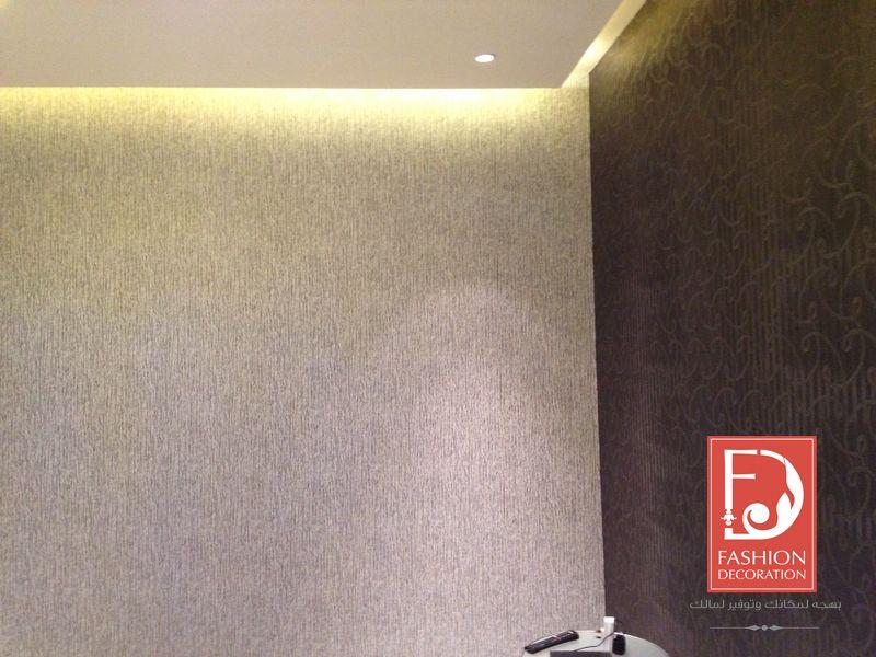 آجمل اوراق الجدران Decor Wallpaper ورق جدران ورق حائط ديكور فخامة جمال منازل جدة الرياض Decoration Decor Styles Decor Home Decor