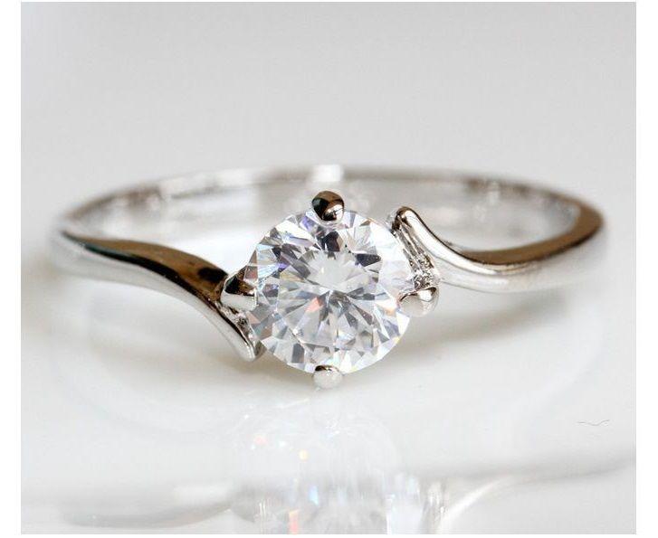 Simple Engagement Rings Btbr