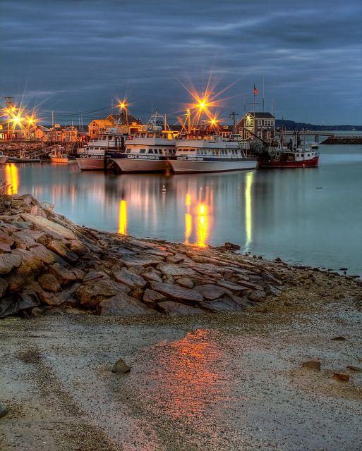 Fishing Fleet - Plymouth, Massachusetts