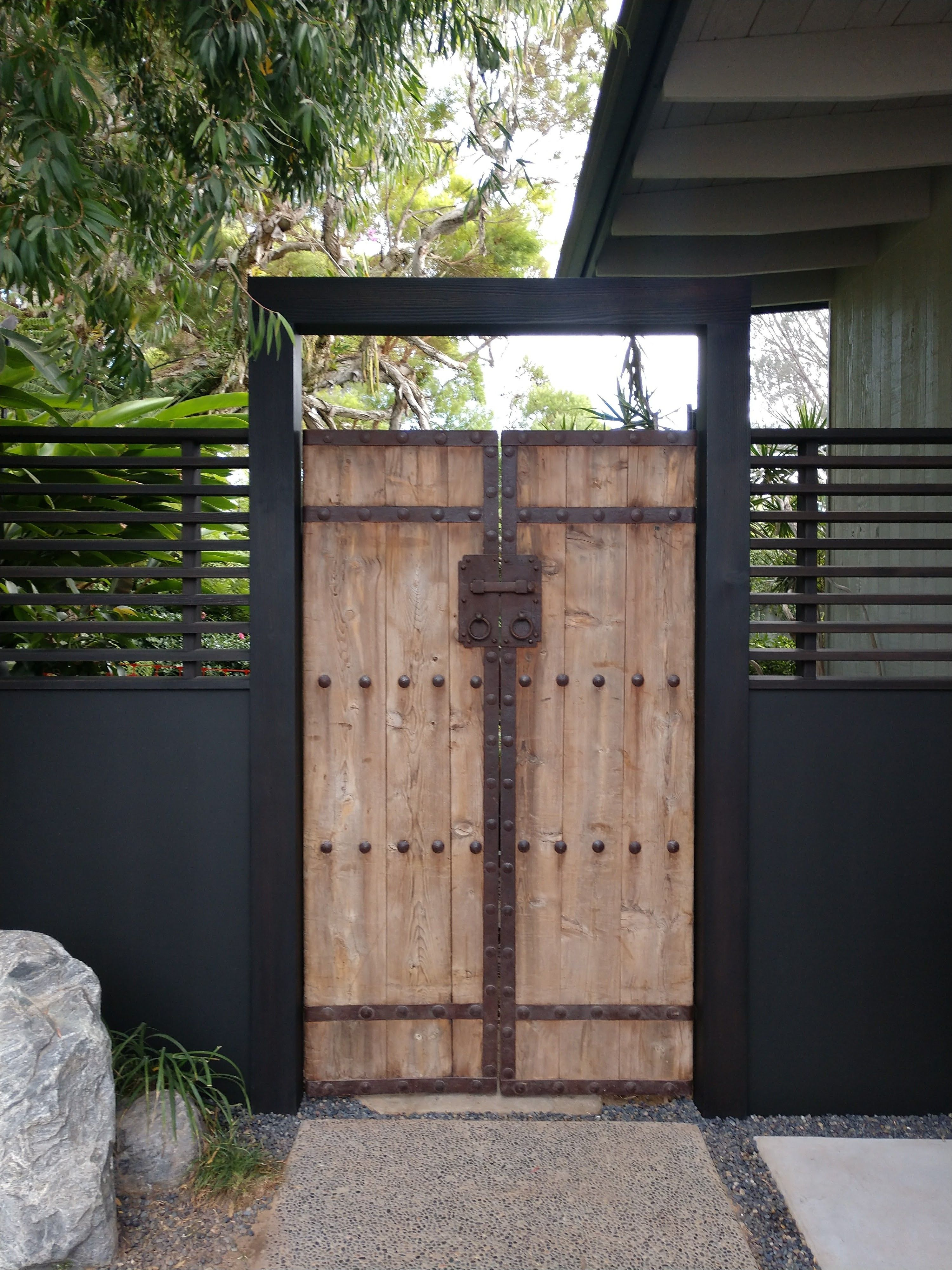 985106Chinese Elmwood Doors (Pair) (With images