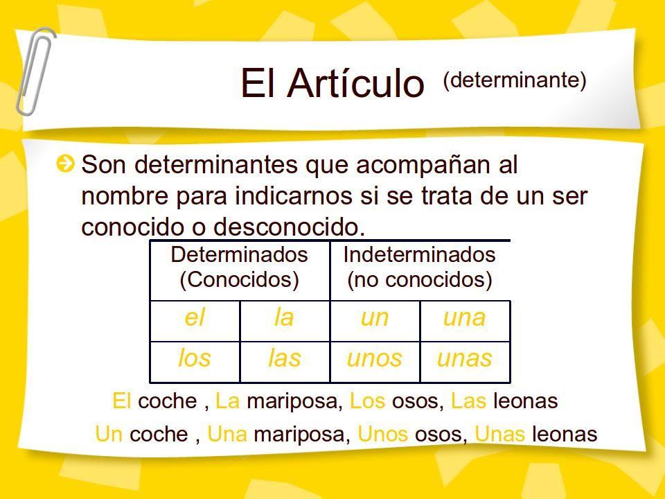 Lista De Articulos En Espanol Gramatica Google Search Planes De Lecciones De Español Ortografia Española Sustantivos Y Adjetivos