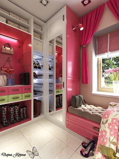 Inspirational  Tipps f r den perfekten begehbaren Kleiderschrank