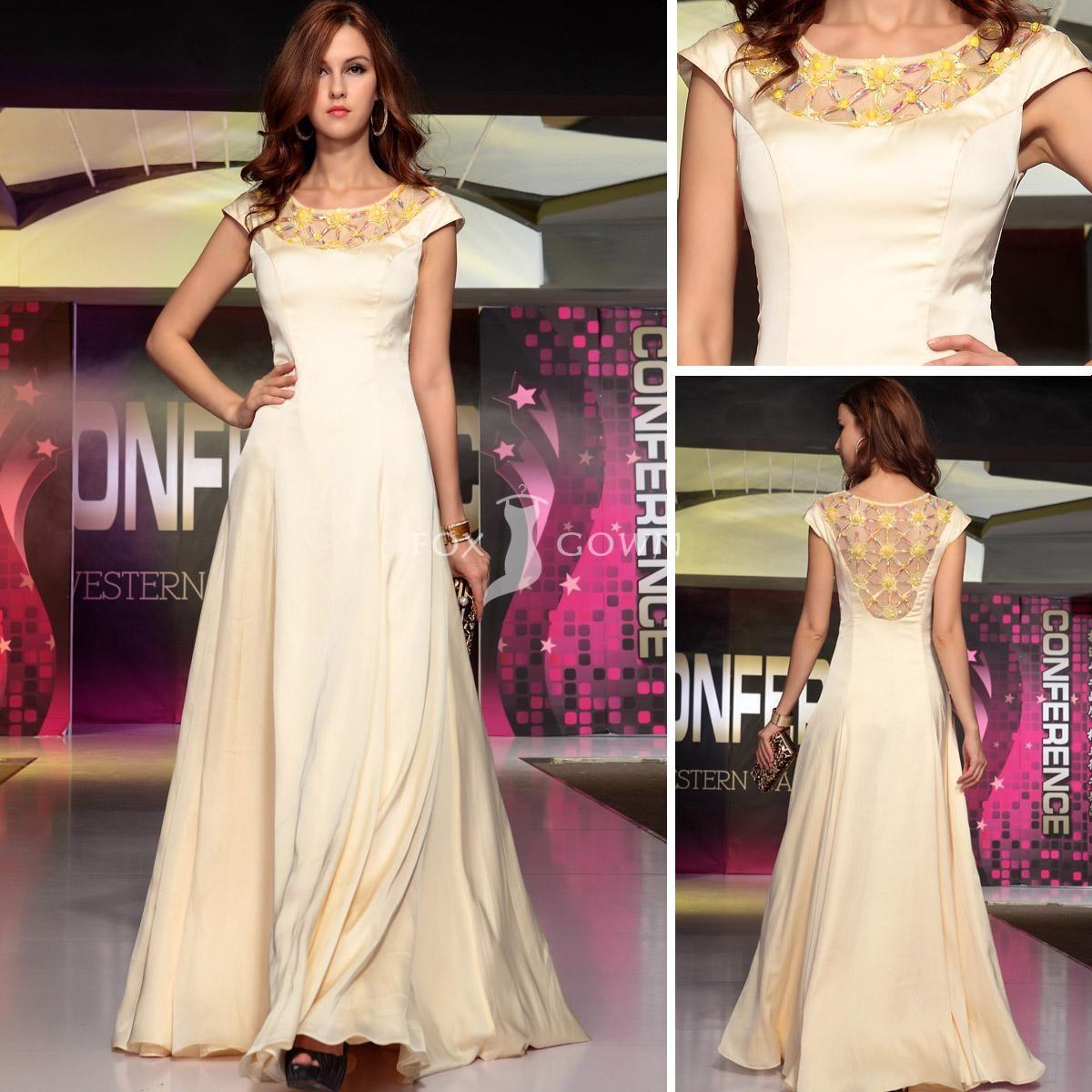 Short to long dresses modest