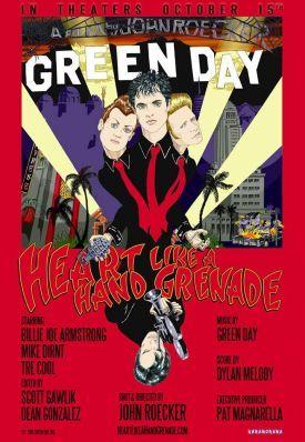 """Green Day lançará documentário em comemoração aos dez anos de """"American Idiot"""" #Diretor, #Disponível, #Filme, #Grupo, #Lançamento http://popzone.tv/green-day-lancara-documentario-em-comemoracao-aos-dez-anos-de-american-idiot/"""