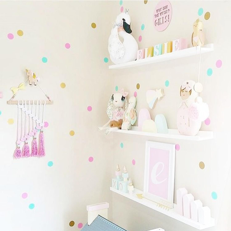 Tapiz unicornio habitaciones ni os pinterest for Vinilos para habitacion nina
