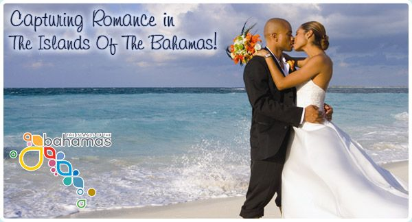 Romance...in the Bahamas!  Plan your wedding today!  870-256-5161