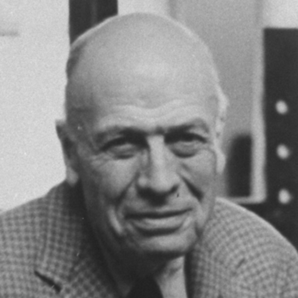 Meet Painter Edward Hopper Portrait