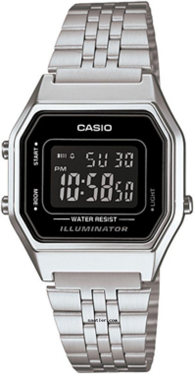 Casio Retro La680wa 1bdf Kol Saati Dijital Saat Erkek Kol Saatleri Retro