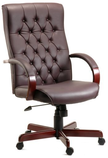 traditional leather office chairs. WARWICK Traditional Leather Office Study Chairs Antique Effect G