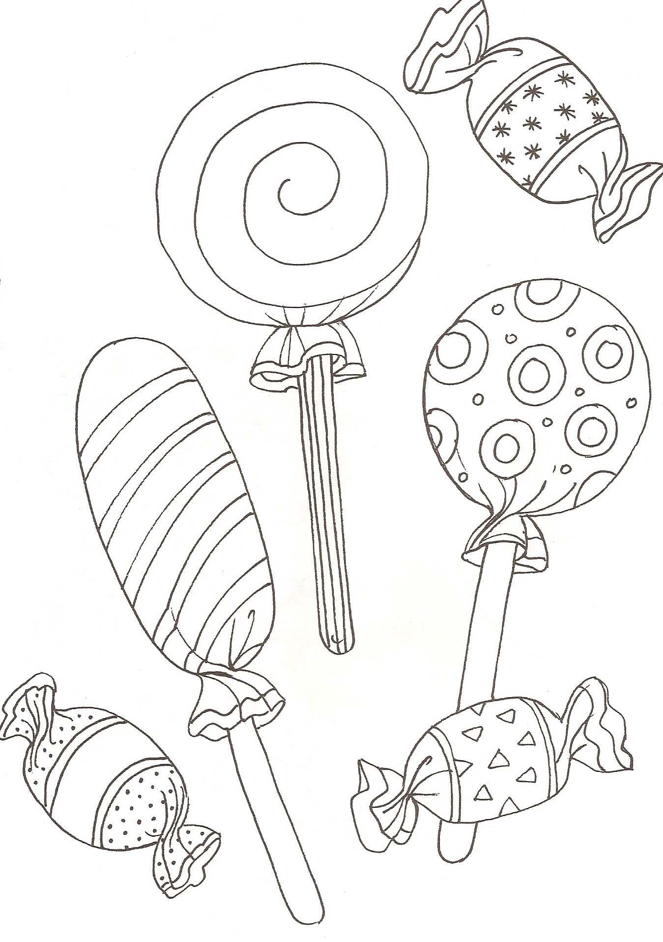 Coloriage Sucette Coeur.Pin By Sonyrose On Coloriages Pour Adultes Et Enfants Candy