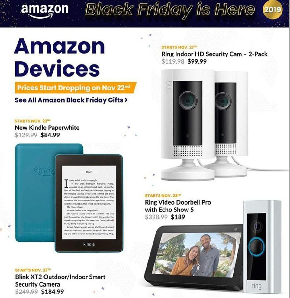 Ring Doorbell Cyber Monday 2019 Deals Sales And Offers Live Now Rings Cool Black Friday Video Doorbell