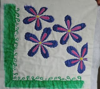 Quilt Whimsy: Coloring fabric with Inktense pencils. . . | Quilts ...