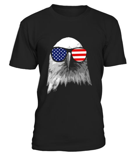 # 4th Of July Independence Day Eagle T-Shirt . Special