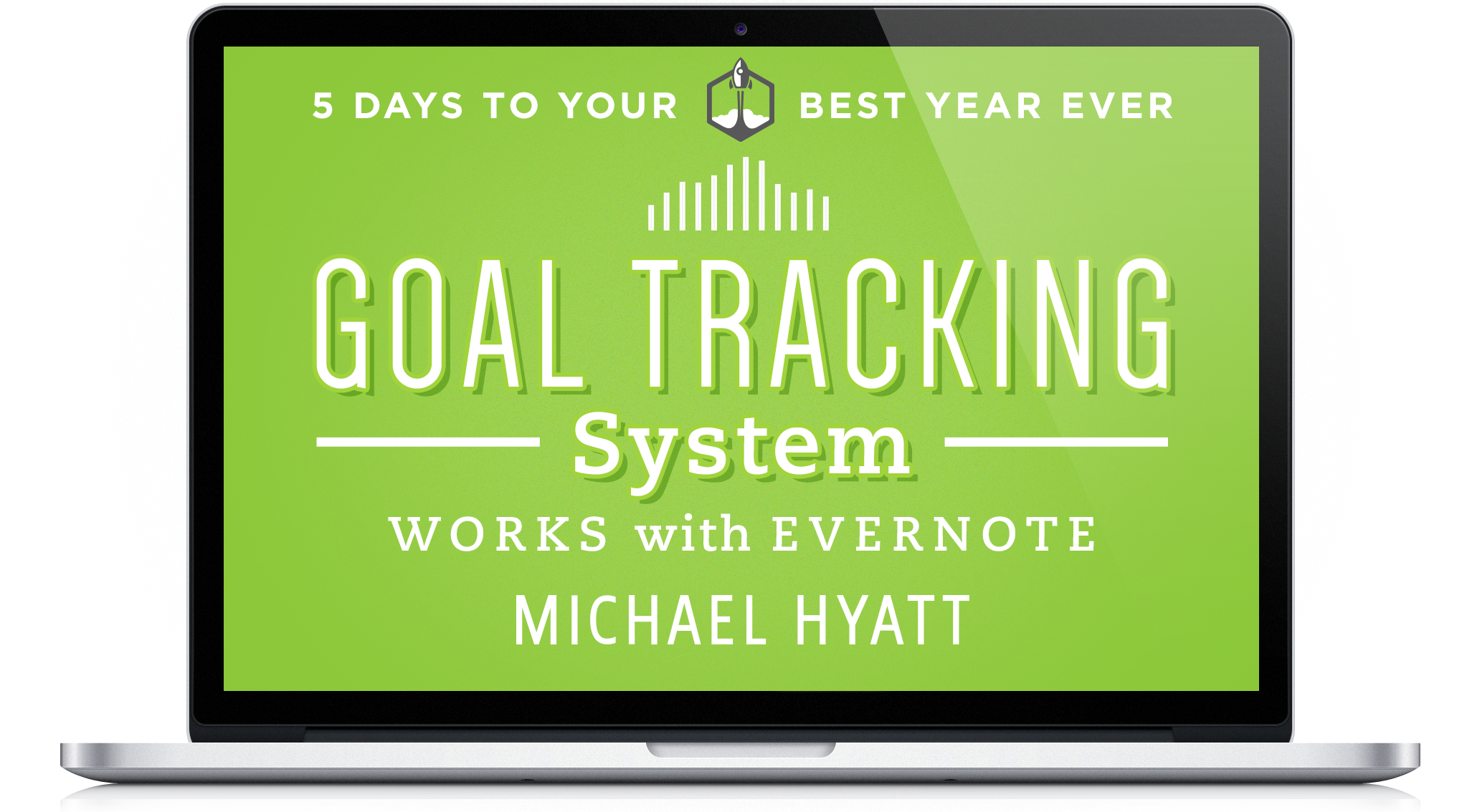 Goal And Project Tracking System With Template From Everenote And