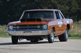 1968 Dodge Dart 426 Hemi Dragster Vintage Muscle Cars And Other