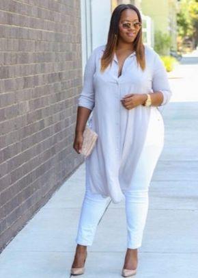 Женские летние брюки для полных | Летние модные тенденции ...