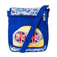 Minions London Cross Body Bag