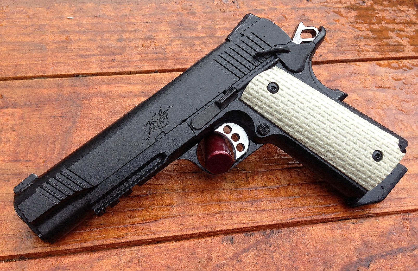 Kimber Warrior /from 1911 series/ -  45 ACP | Pistols and
