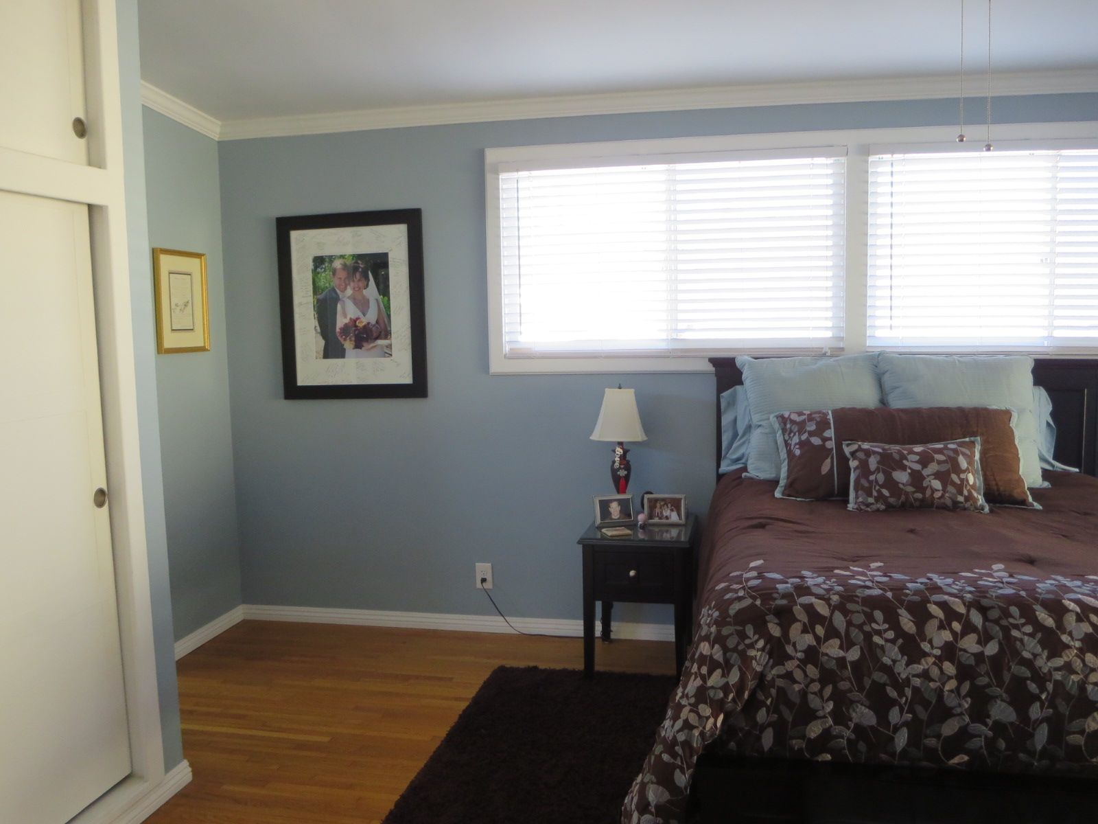 Blue Mountaintop Sherwin Williams Paint