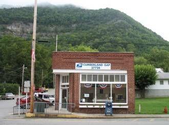Cumberland Gap Post Office Near Tazewell Tn Appalachia Appalachian Mountains Cumberland Gap Cumberland Gap Appalachia Rocky Top Tennessee