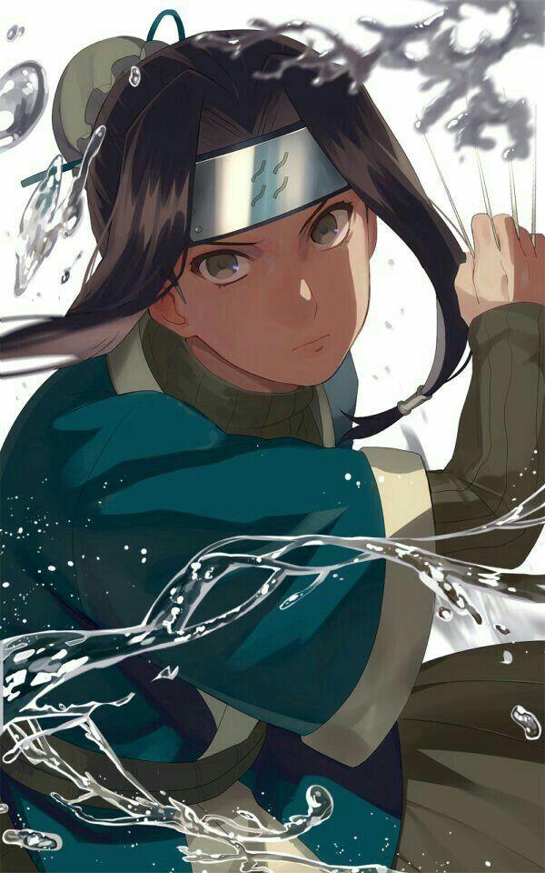 Haku who's everything was zabuza   Personagens de anime ...
