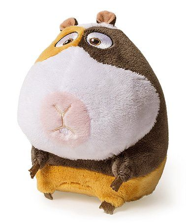 Loving This The Secret Life Of Pets Norman Hamster Plush Toy On Zulily Zulilyfinds Secret Life Of Pets Pets Secret Life