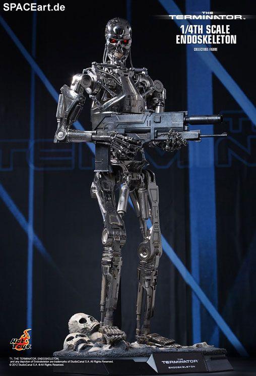Terminator 2 T800 Rose Box Figur, 3d drucker