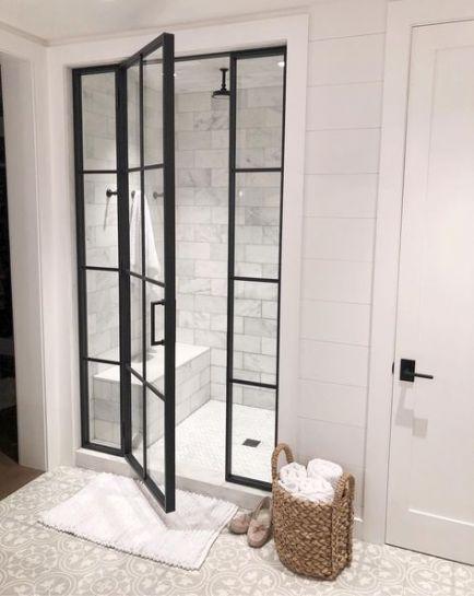 26 Ideas For Farmhouse Bathroom Shower Doors Bathroom Shower Doors Modern Farmhouse Bathroom Bathroom Interior