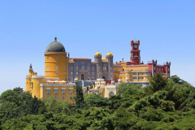portugal  ashford castle schloss europa