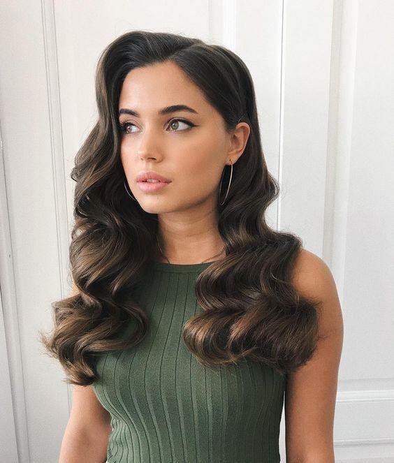 15 интересных причёсок на Новый год 2019 #hairstyle