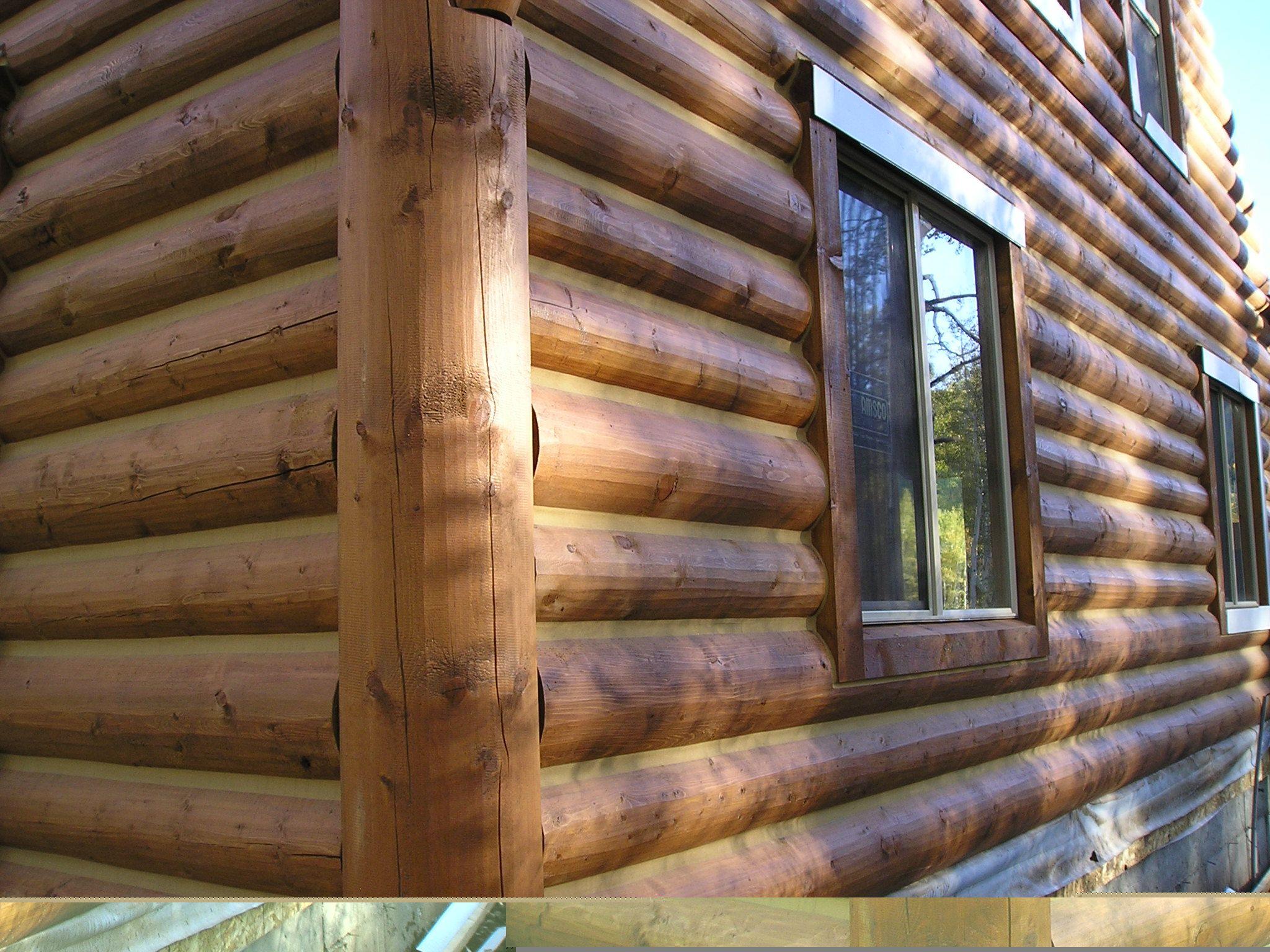 We Sale Log And Timber Products Half Log Siding Timber Siding And Custom Milled Logs And Timbers Custom Built Timber Trusses Log Siding Timber Stair Log Homes