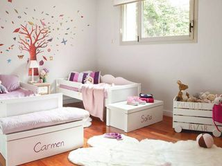 Captivant Comment Aménager Une Chambre Pour Deux Filles