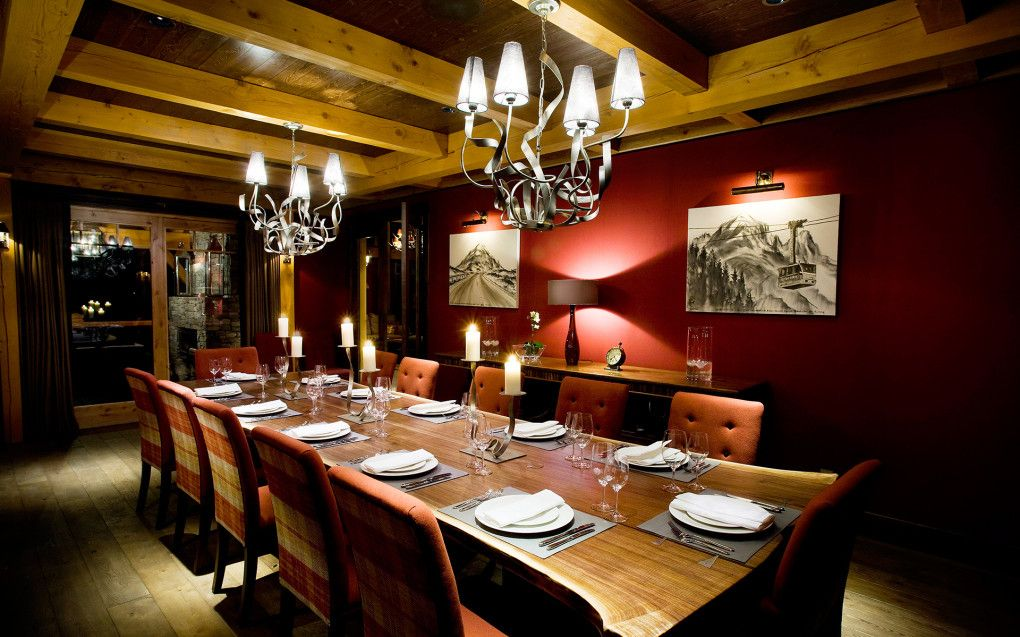 Bighorn Lodge   luxury ski chalet Canada - Chalet Spa collection