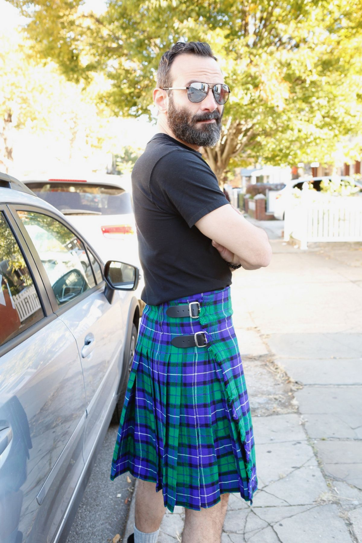 The Freedom Tartan Kilt is a modern tartan kilt that can be easily worked  into any 338e576f1b0be