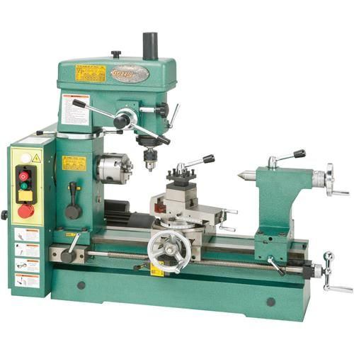 19-3/16' Combo Lathe/Mill | Tools in 2019 | Woodworking