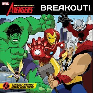 The Avengers Earth S Mightiest Heroes Breakout We Also Have