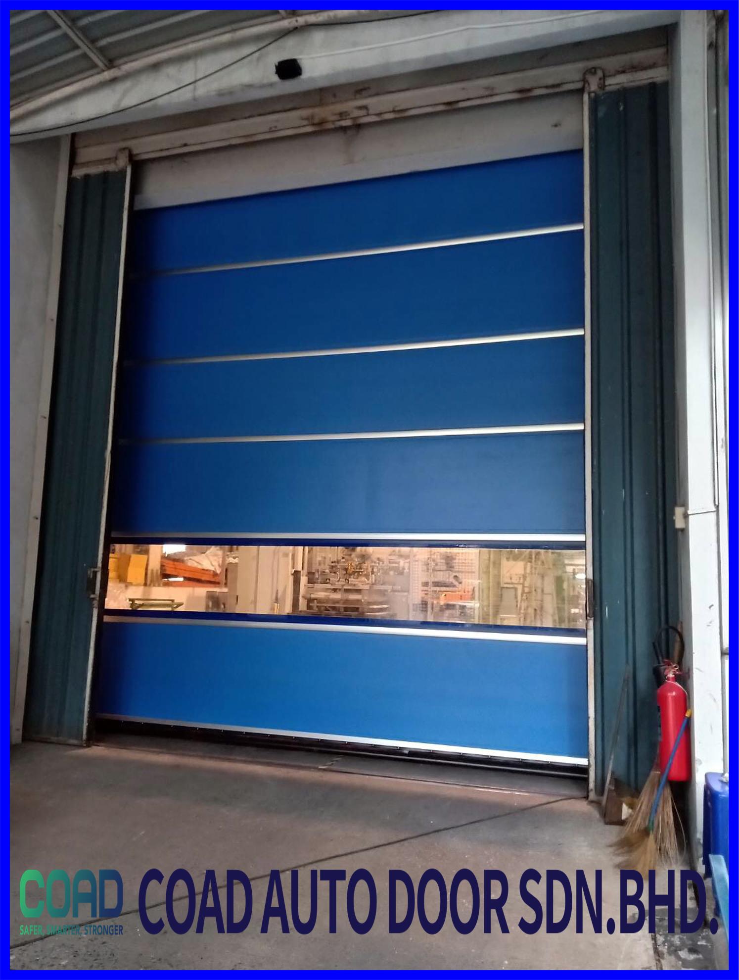 Reliable Malaysia High Speed Door Doors Automatic Door High Speed