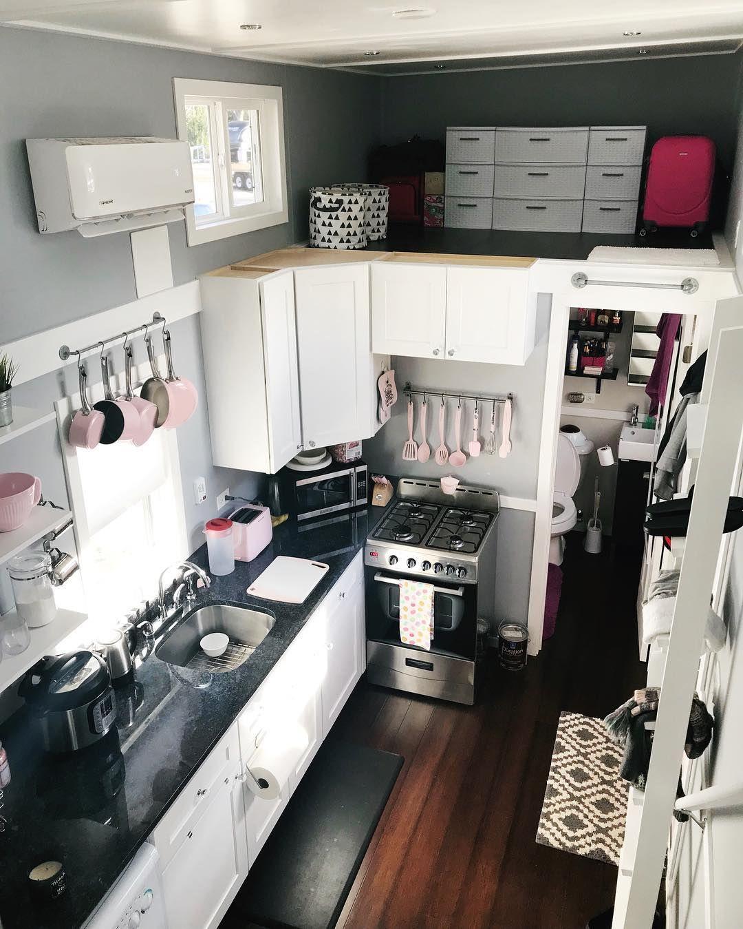 Tiny House: Planung, Baugenehmigung, Kosten | Pinterest | Minihaus ...