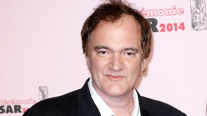 LACMA to Honor Quentin Tarantino, Barbara Kruger at 2014 Art + Film Gala || Quentin Tarantino